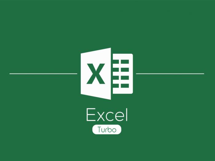 Računalniški tečaji - Delavnica Microsoft Office Excel Turbo